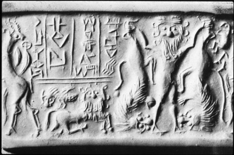 an analysis of the themes in the epic of gilgamesh and the bible